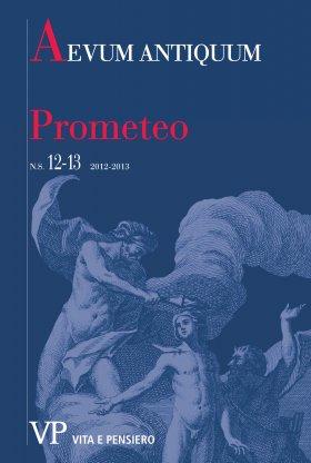 Appunti sul mito di Prometeo nel romanticismo inglese. Con una proposta di edizione della traduzione di P.B. Shelley del Prometeo Incatenato 1-314 (Bodleian MS. Shelley adds. c. 5. fols. 73-84)