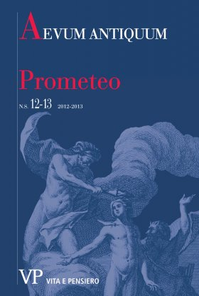 Fuoco e fango. Il mito di Prometeo nella documentazione archeologica greca e romana
