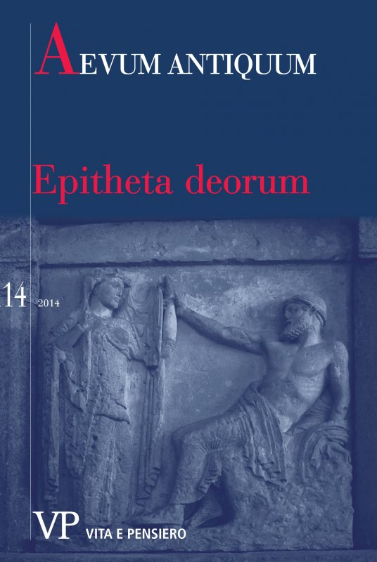 Hera Θελξίνη (SEG 26:1211) e altri incantatori: epitheta deorum in θελξι°