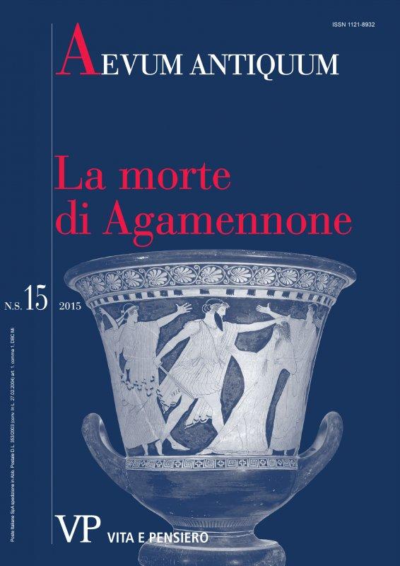 La veste/trappola di Agamennone fra realtà drammatica e immaginario pittorico