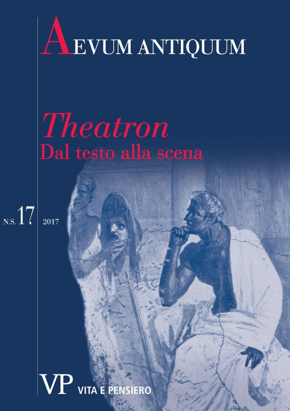 L'arte mimetica di due attori del IV sec. a.C.: il tragico Teodoro e il comico Parmenone