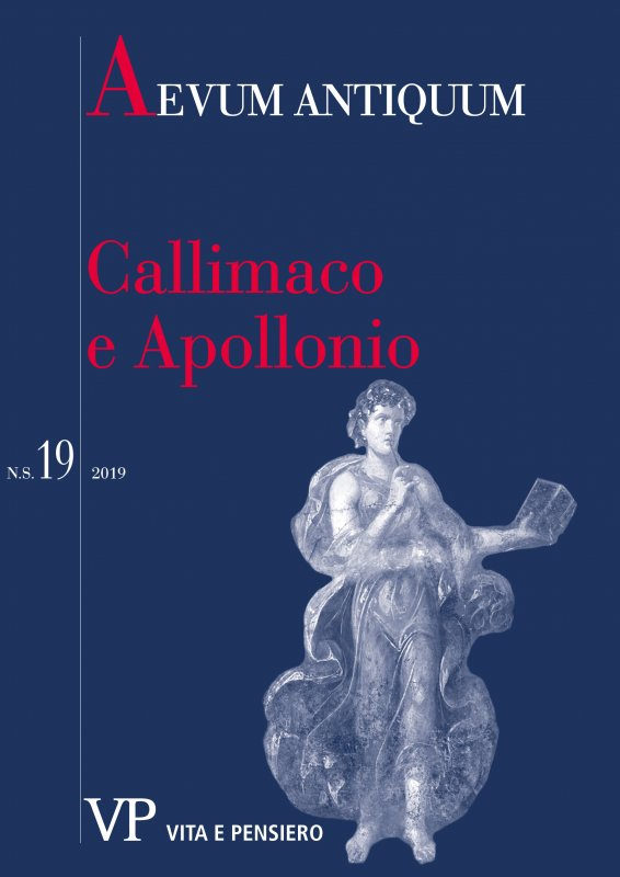 Metapoetic Manoeuvres between Callimachus and Apollonius: